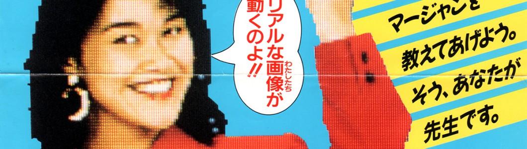 ホームデータ「プライベートティーチャー〜個人教授」チラシ