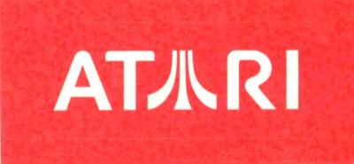 アタリ「ATARI」ロゴステッカー
